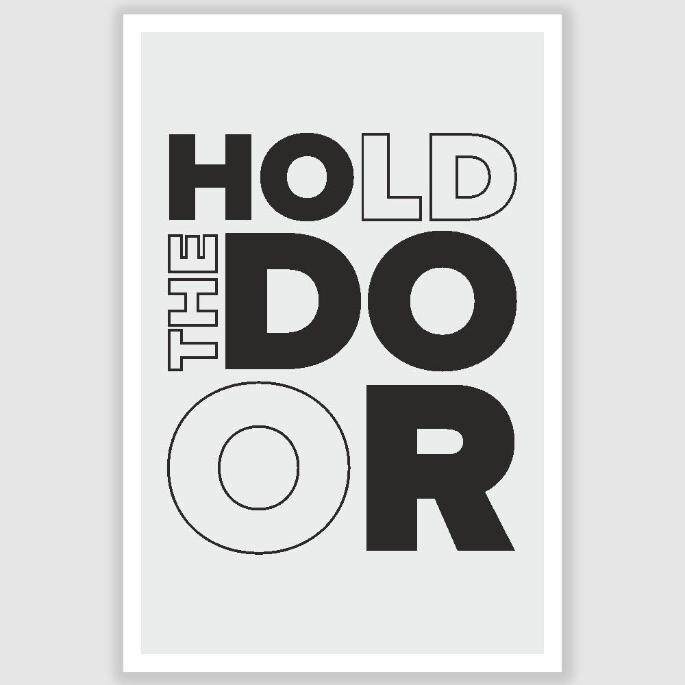 Game of Thrones Hodor Hold The Door Poster (12 x 18 inch)  sc 1 st  Inephos & Game of Thrones Hodor Hold The Door Poster (12 x 18 inch) - Inephos