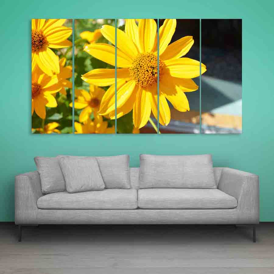 Flower Wall Paintings Archives - Inephos