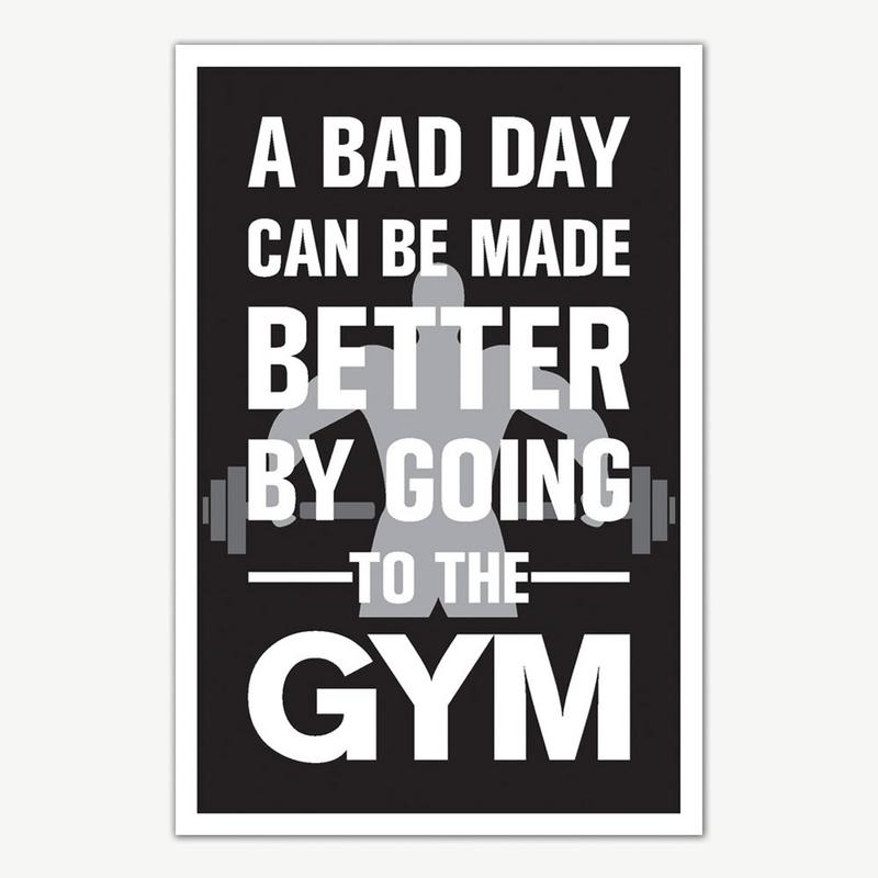 gym fitness quotes poster art gym motivation posters inephos
