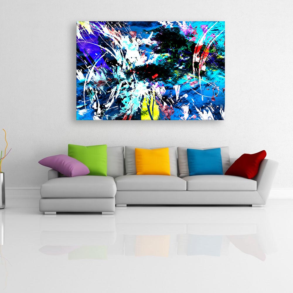 Painting For Bedroom Abstract Art