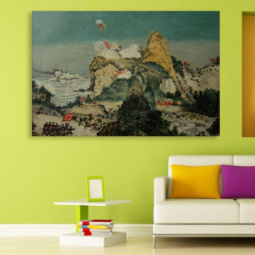 modern art for office. Canvas Painting - Beautiful Nature Modern Art Wall For Living Room Office I