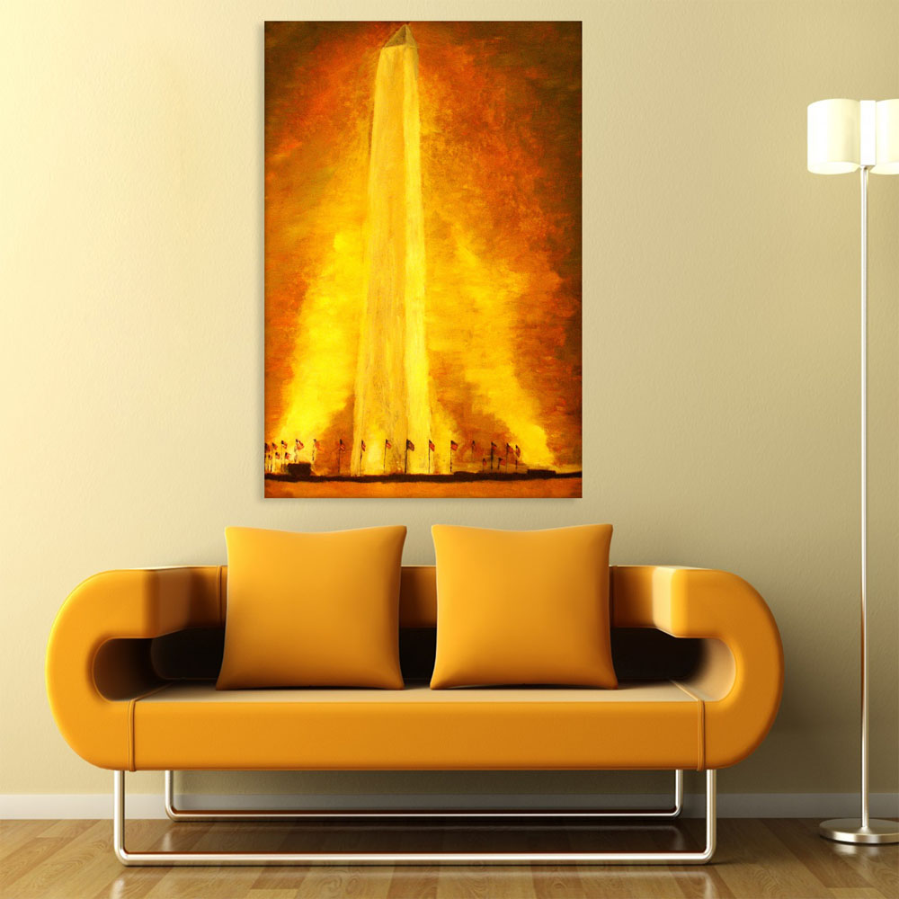 Canvas Painting - Modern Art Wall Painting for Living Room, Bedroom ...